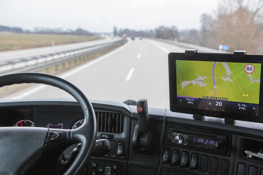 Magellan Truck GPS
